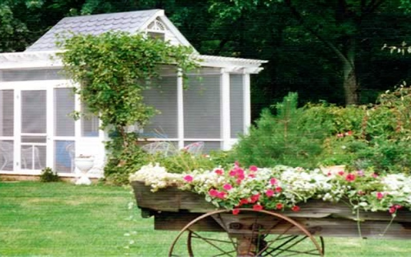 Outbuildings and Your Property