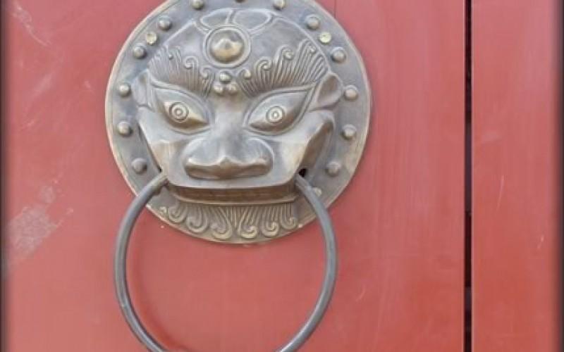 Kitchen Details – Door Knobs and Handles