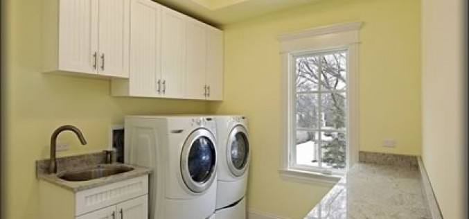 It's a Wash! Tips for Laundry Room Makeovers