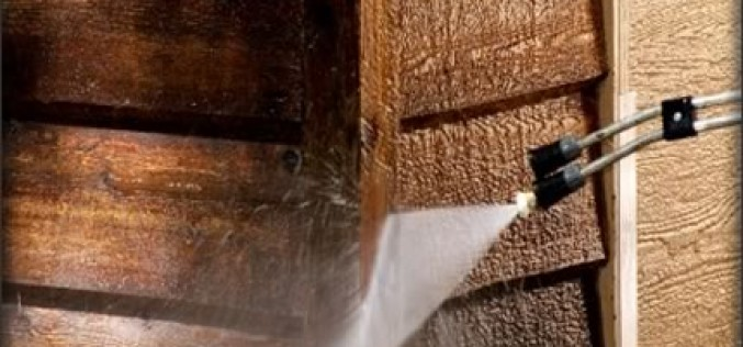 You Can Pressure Wash Your Vinyl Siding