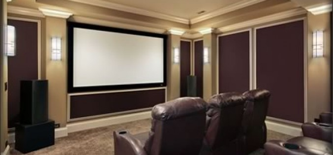 Smart Tips for Your Basement Home Theater