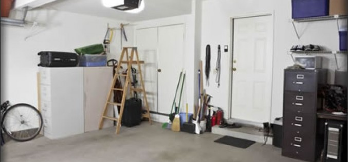 Restoring Dignity to Your Garage