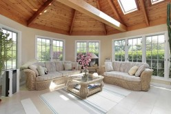 Bring in the Outdoors with an Elegant Conservatory