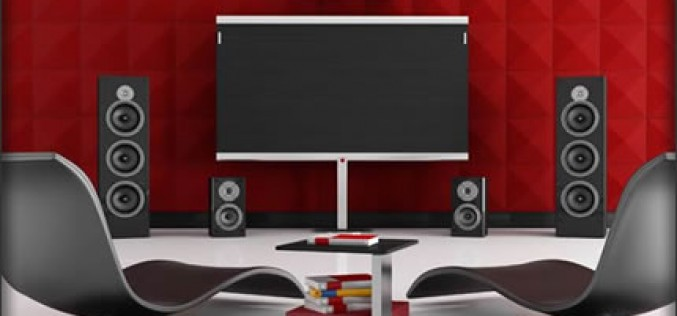 <span>Weekly Tip for July 12:</span> Time for Your Own Theater Room