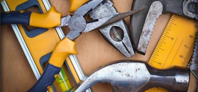 A Dozen Tools Every Homeowner Should Have