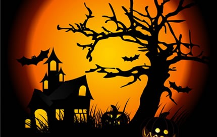 Halloween House Decorations on Halloween Decor Ideas That Won   T Frighten Your Budget   Home And