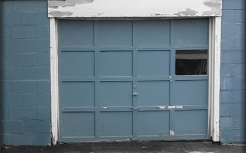 How to Fix a Garage Door That Won't Open