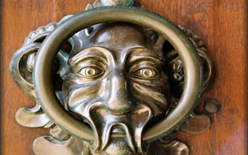 Our Favorite Weird and Wacky Door Handles