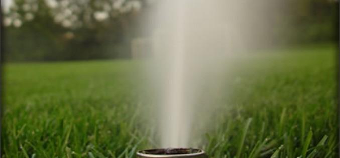 5 Lawn Sprinkler System Maintenance Tips