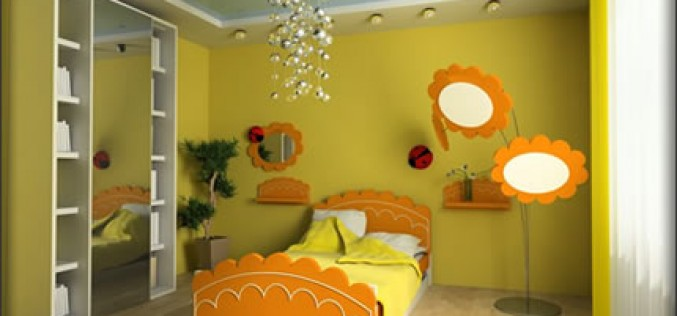 Build a Room to Stimulate your Children