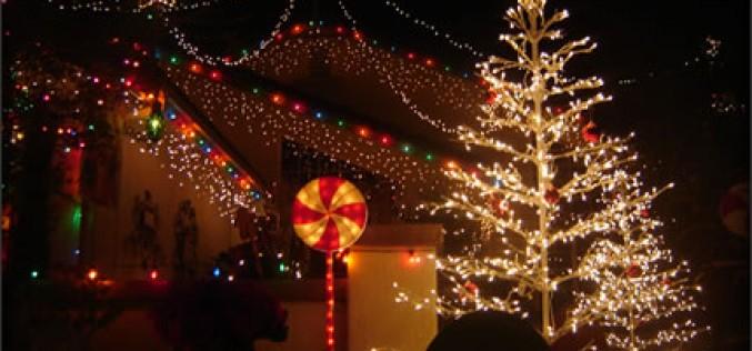 Holiday Lighting Safety