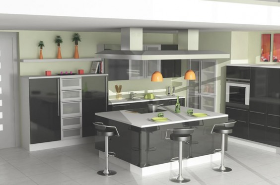 kitchen-modern