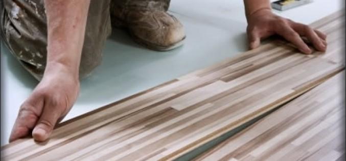 Flooring Installation: Choose the Professionals
