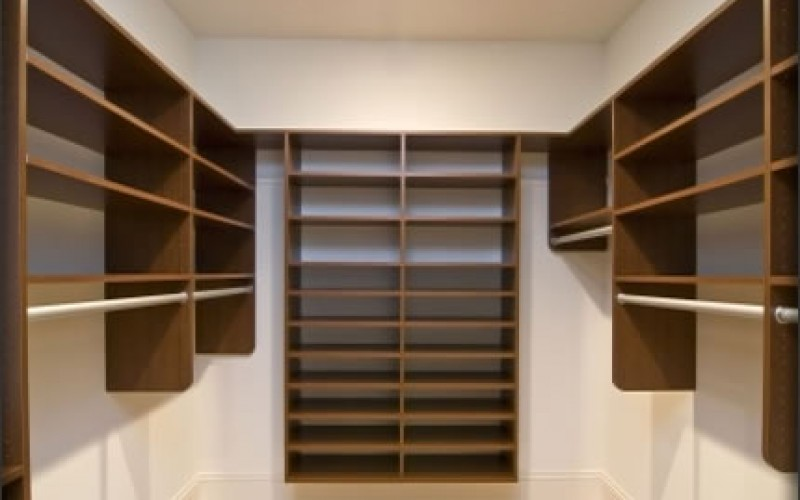 Do It Yourself Closets: They Don't Have to Be Magical