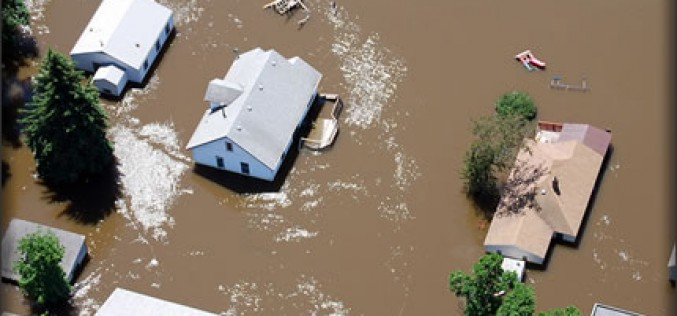 Is Your Home in a Flood Zone? Here's What You Can Do