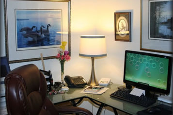 Mixing Business with Pleasure: How to Create a Home Office that is Productivity Centra