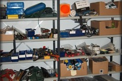 5 Shelving Solutions for the Garage or Storage Unit