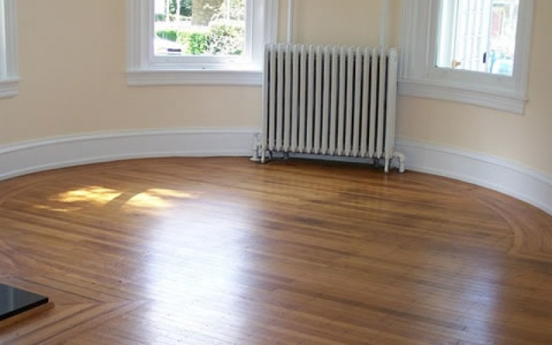 Fancy Finish: Five Tips for Finishing (and Refinishing) Your Hardwood Floor