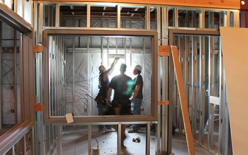 How to get the best results from the construction professionals