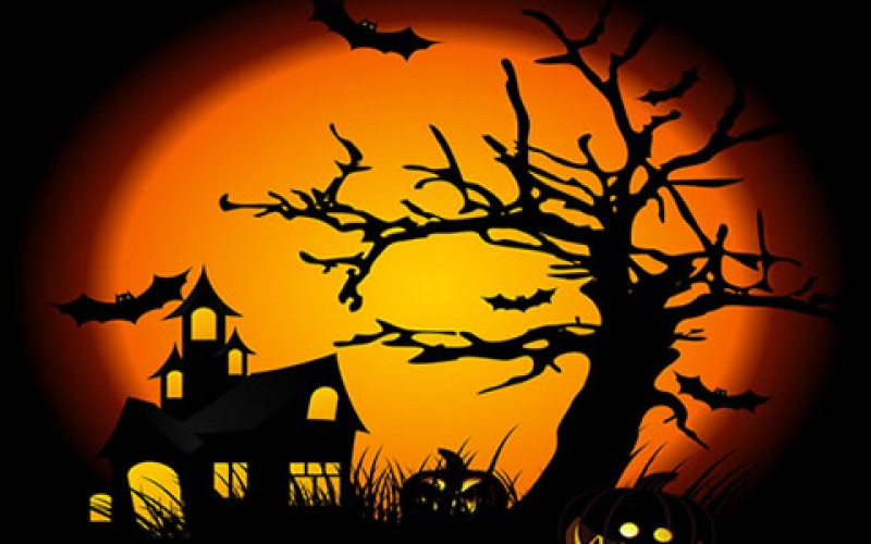 Halloween Decor Ideas That Won't Frighten Your Budget