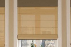 Custom Roman Blinds add Personality