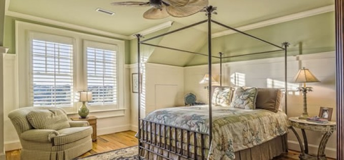 Design Tricks That Will Turn Your Bedroom Vintage