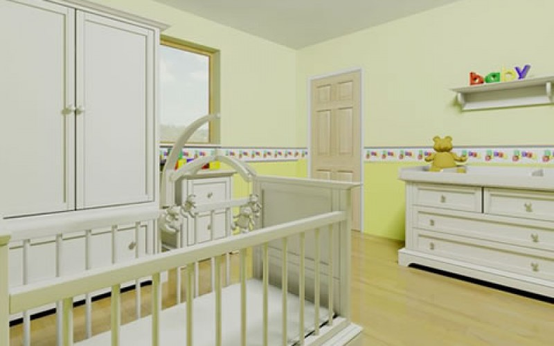 Unique Themes for Your Newborn Girl's Nursery