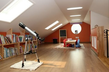 Improve Your House Value by Converting Basement or Attic Space