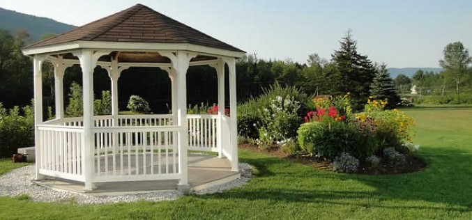5 Ways to Enhance Your Gazebo