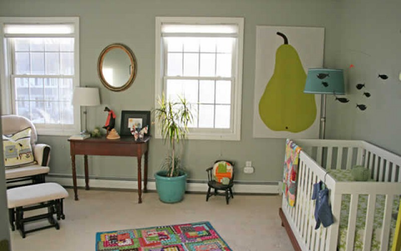 How to Create a Functional and Comfortable Nursery Room