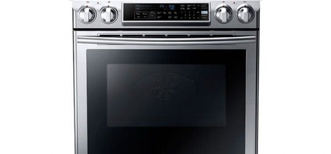 Samsung NE58F9500SS Slide-in Electric Range Review