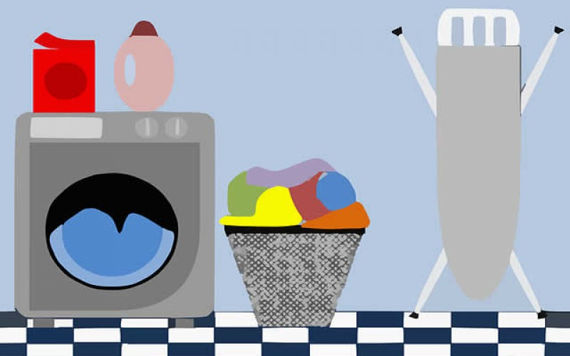 12 Tips for Improving or Creating a Better Laundry Room