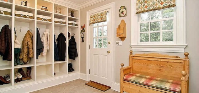 What is the Value of Your Mud Room?