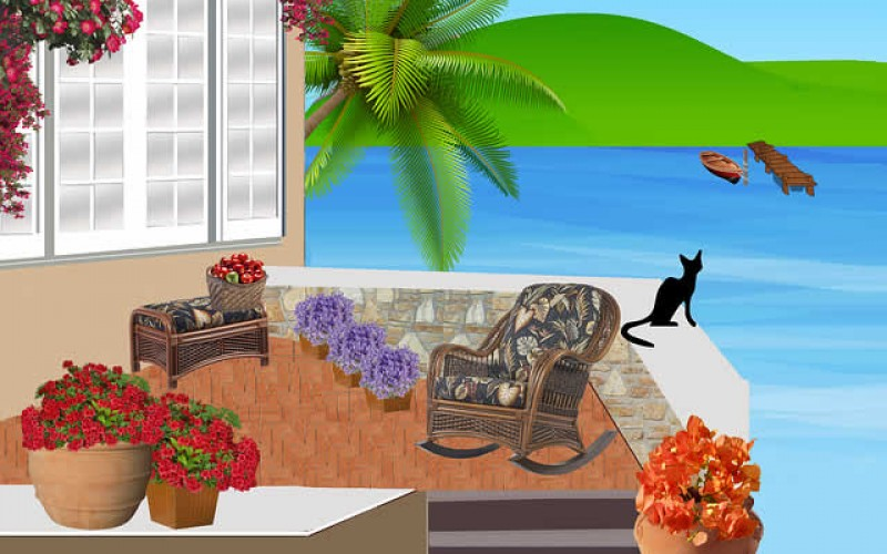 Beautiful Backyard: Six Tips To Make Your Yard And Patio Look As Nice As Your Home