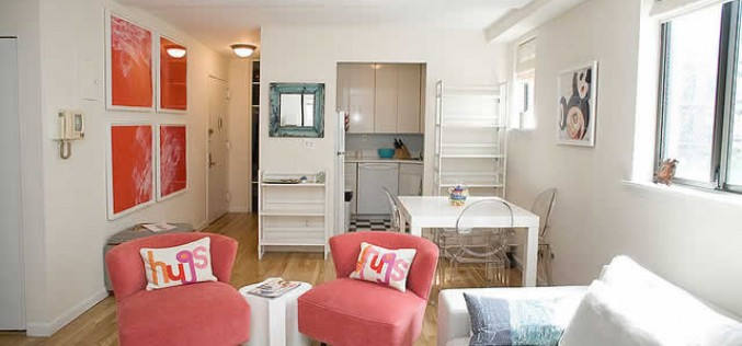 Finding Storage Space in a Small Home