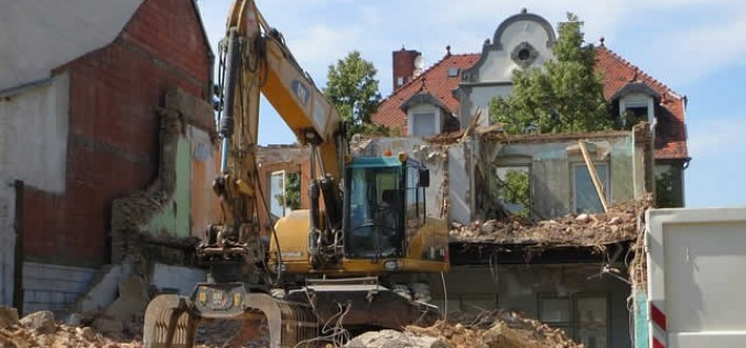 Things to Consider When Demolishing a House