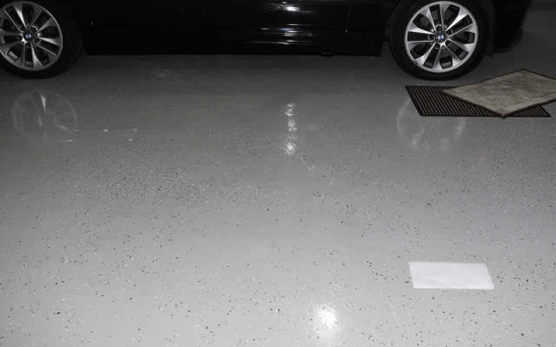 The Benefits of Adding Sealant to Your Garage Floor