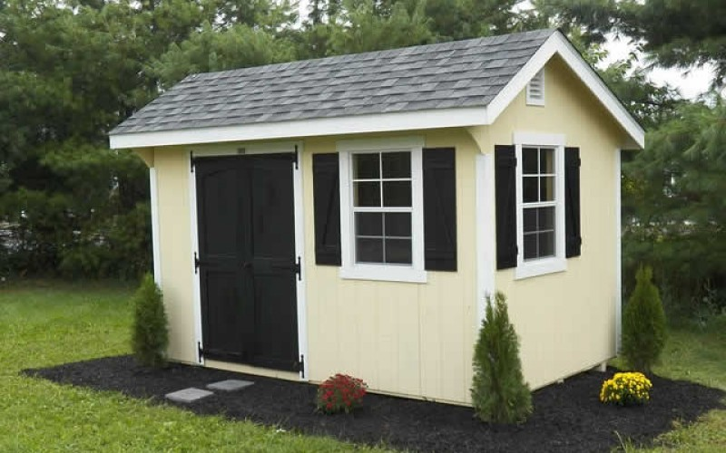 6 Helpful Uses of an Outdoor Shed