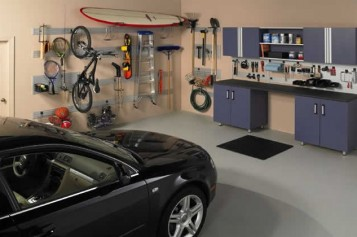 Garage Upgrades to Save Up Time and Space