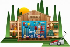 5 Reasons Storage Sheds Improve Home Organization