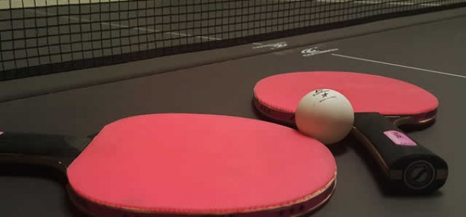 Combining Billiard and Tennis Tables: Maximum Fun for Minimum Space