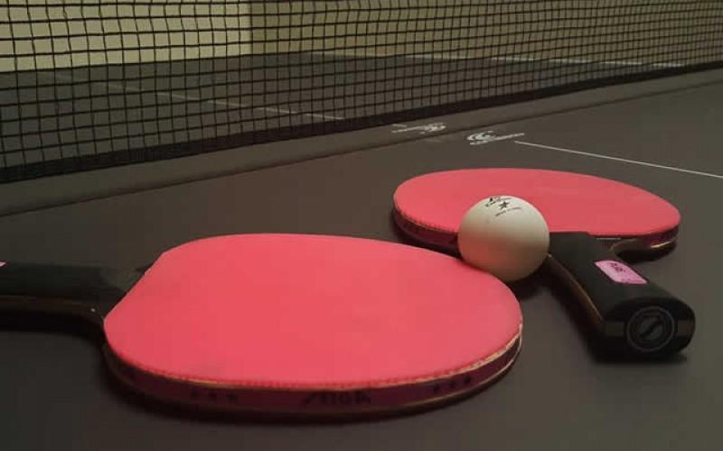 Combining Billiard and Tennis Tables: Maximum Fun for Minimum Space