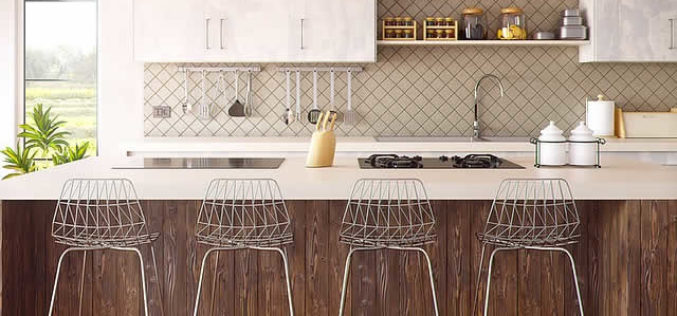 5 Smart Small Kitchen Design Tips
