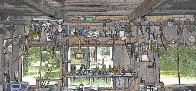 7 'Must Have' Basic Tools That Every Garage Should Have