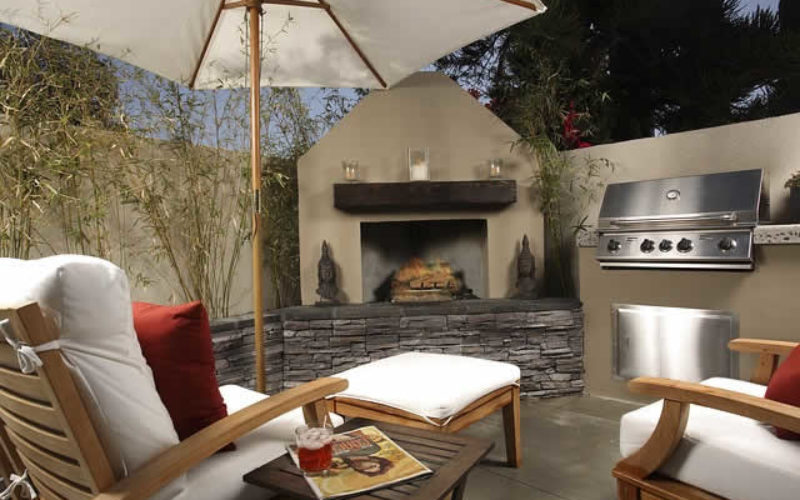 Making Smart Choices For Outdoor Kitchens