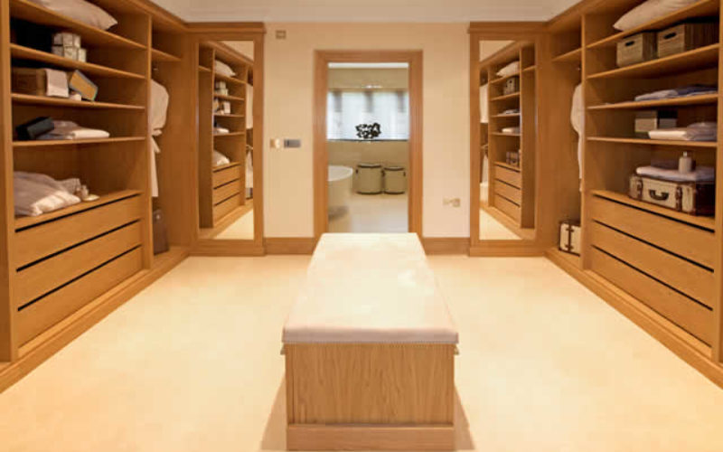 Design Ideas for Your Dream Closet