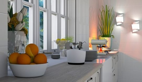 Kitchen Remodeling for Safety and Beauty – 4 Key Ideas