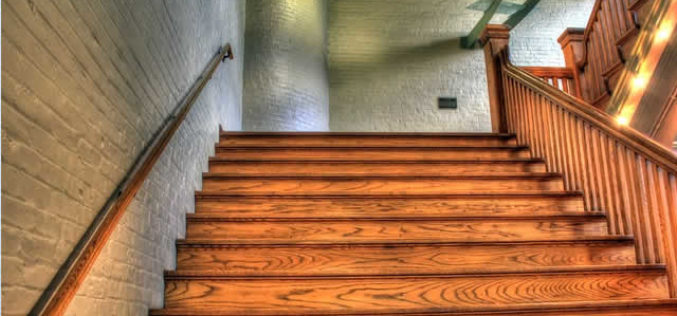 Most Important Benefits of Having Wooden Staircase