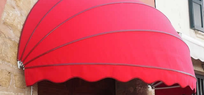 Get Protective Shades on Exterior Windows with External Awnings