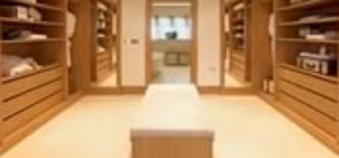 Closet Storage and Cleaning Needs